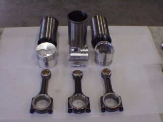 hydraulic assemblies for Tractors from Circle G