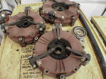 Clutch Parts - Clutch Assemblies for Jinma Tractors from Circle G